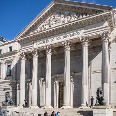Free Tour Madrid de los Borbones - visita guiada gratis madrid de los borbones Congreso de los Diputados - ALT Tomas G Santis