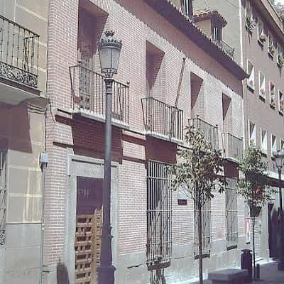 Casa Museo de Lope de Vega free tour barrio de las letras madrid