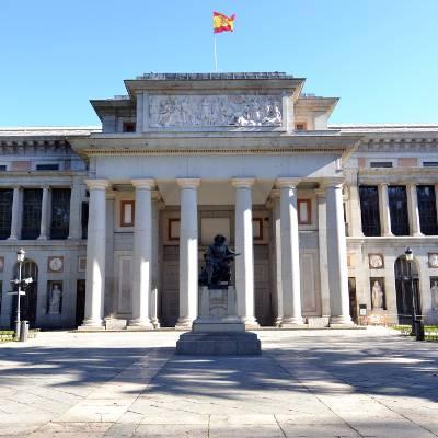 Free Tour Madrid de los Borbones - visita guiada gratis madrid de los borbones Museo del Prado