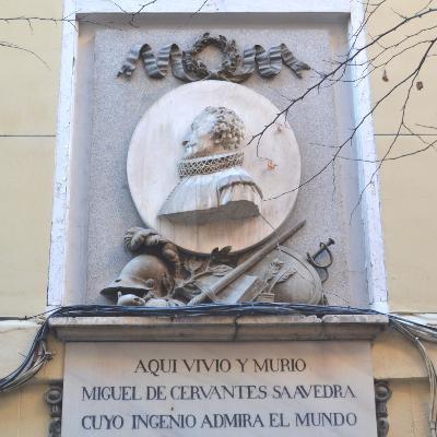 FREE TOUR MADRID BARRIO DE LAS LETRAS - Visita guiada barrio de las Letras - Casa de Cervantes