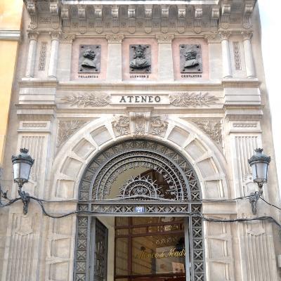 FREE TOUR Madrid BARRIO DE LAS LETRAS - Visita guiada barrio de las Letras -