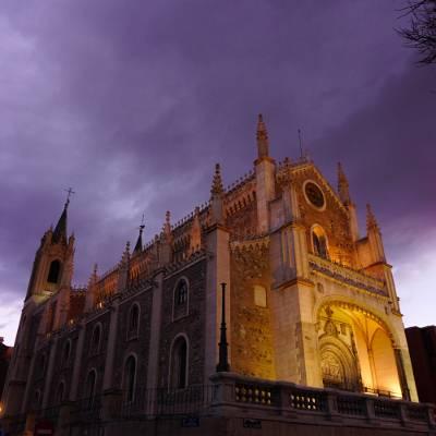 Free Tour Madrid de los Borbones - visita guiada madrid de los borbones Iglesia de los Jeronimos - ALT Beatriz Alvarez Ballestar