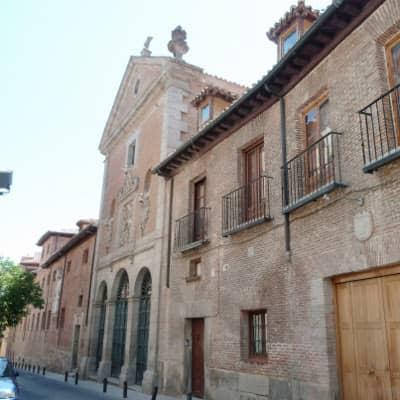 Convento de las Trinitarias Descalzas free tour barrio de las letras madrid