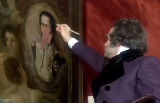 Alegoría de la Villa de Madrid de Goya