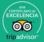Certificado de Excelencia Trip Advisor Leaf Madrid Tours cuadrado