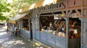 Cuesta de Moyano Feria del Libro