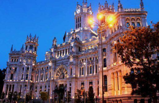 Dónde dormir en Madrid