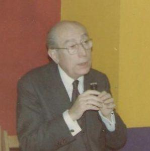 Enrique_Tierno_Galvan 1978 Alcalde de la Movida Madrilena