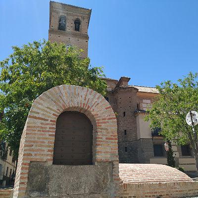 Free Tour Granada - Aljibe e iglesia Salvador Albaicin