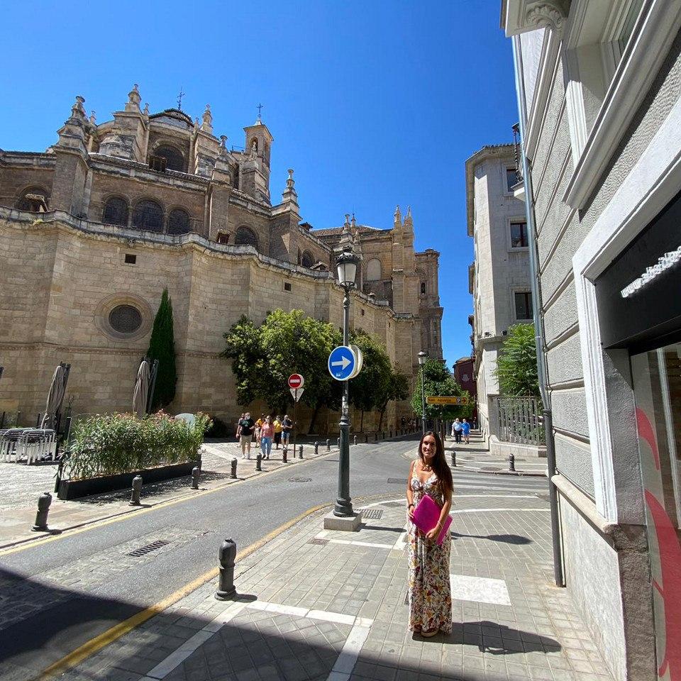 Free Tour Granada - Punto de encuentro