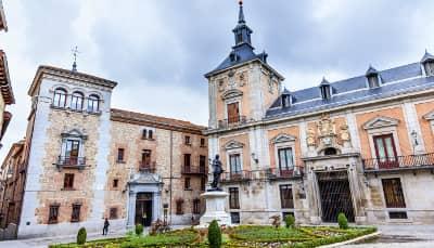 Free Tour Madrid Antiguo
