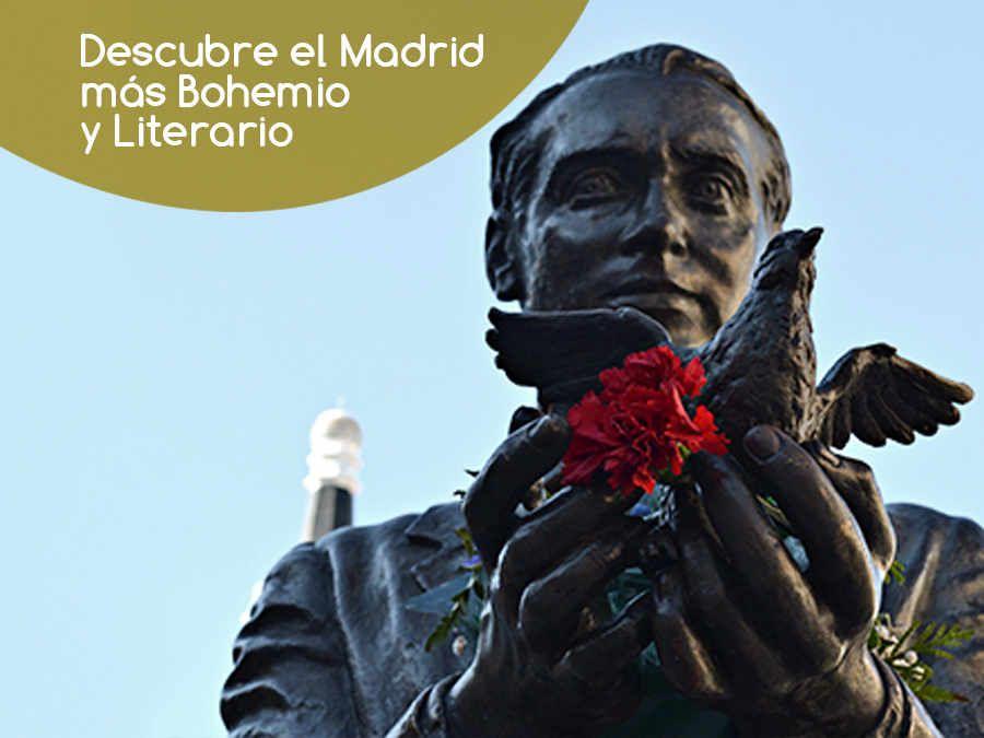 FREE TOUR MADRID BARRIO DE LAS LETRAS - VISITA GUIADA BARRIO DE LAS LETRAS