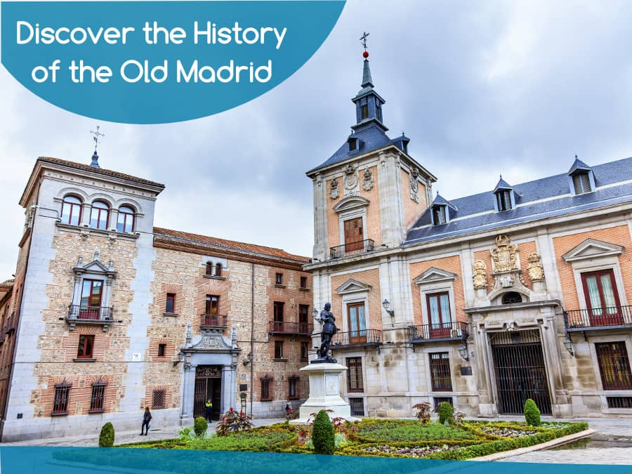 Free Tour Madrid Old City