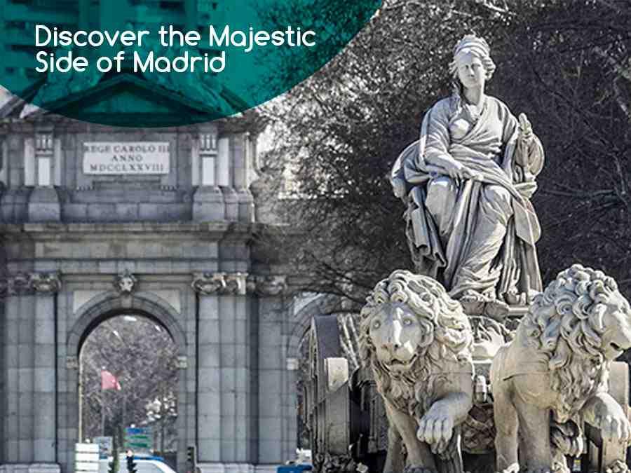 Free Walking Tour Majestic Madrid