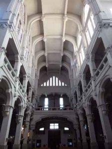 Iglesia de Santa Teresa y San José Interior