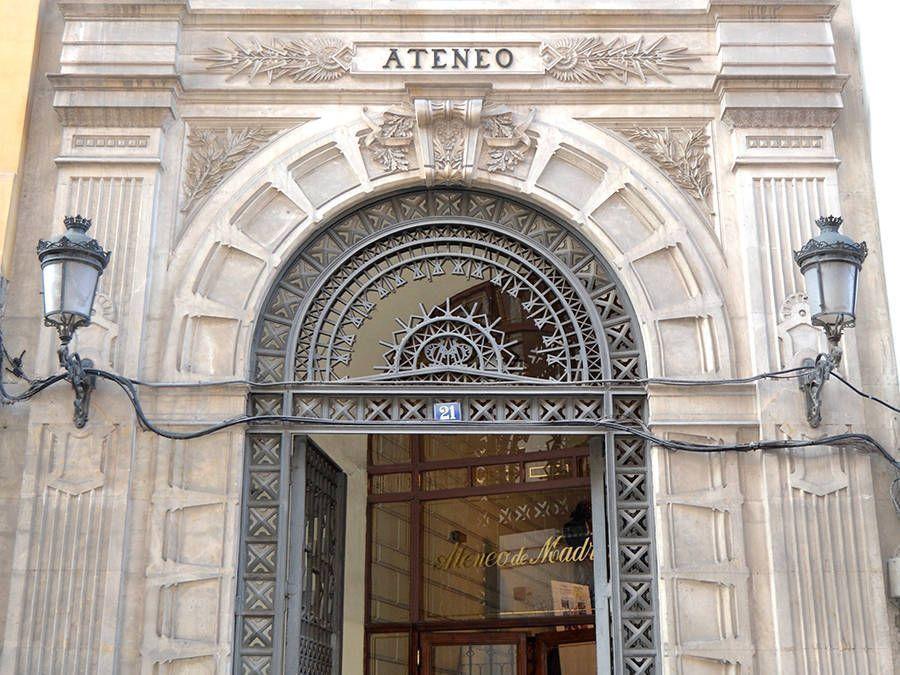 Leaf Madrid Free Tour Madrid Ateneo