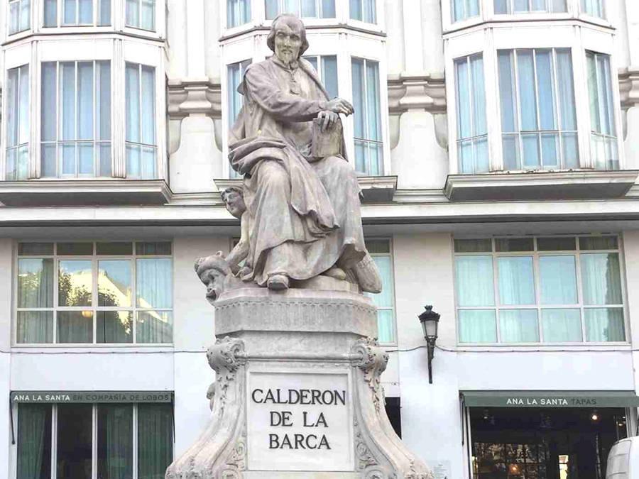 Leaf Madrid Free Tour Madrid Calderon de la Barca