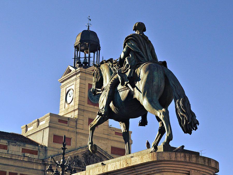free tour madrid de los borbones Leaf Madrid Leaf Madrid Carlos III
