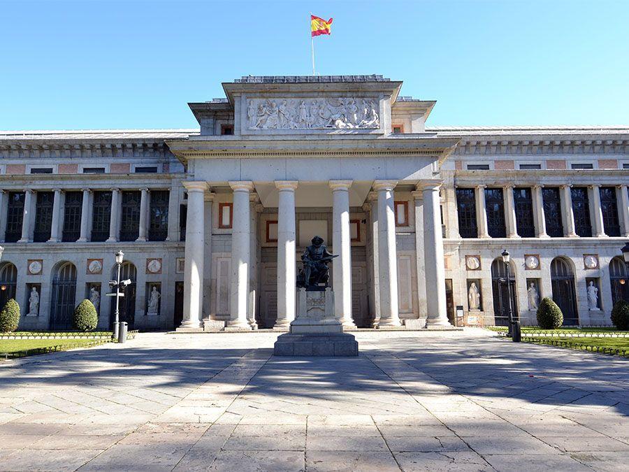 Free Tour Madrid de los borbones Leaf Madrid Museo del Prado