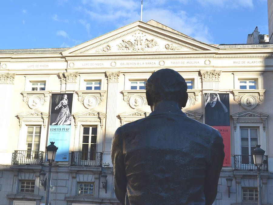 Leaf Madrid Free Tour Madrid Teatro Español