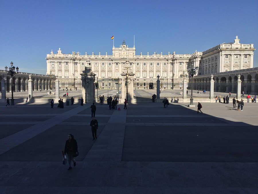 Leaf Madrid Free Tour Madrid Palacio Real