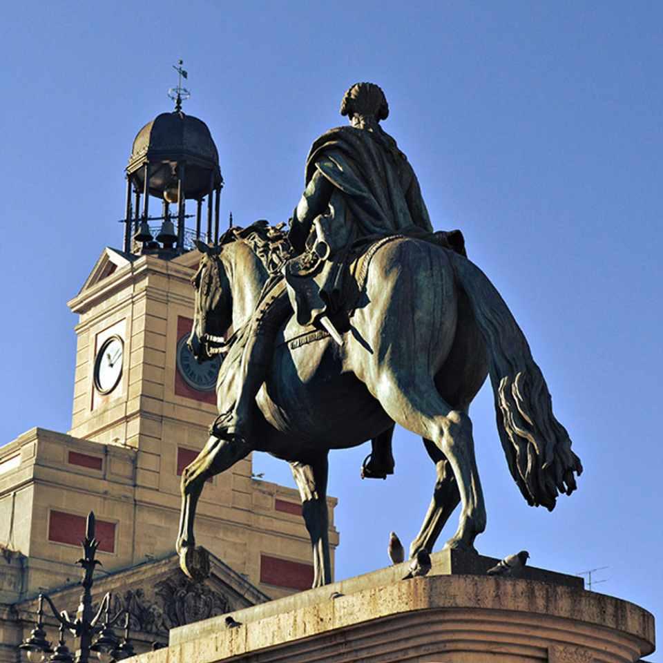 Leaf Madrid punto de encuentro Carlos III
