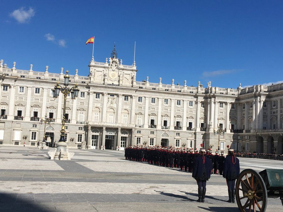 Free Tour Madrid de los Austrias Leaf Madrid Palacio Real