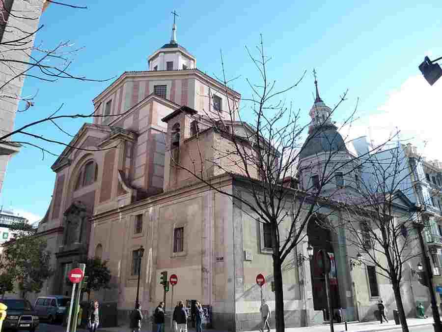 Parroquia de San Sebastián Free Tour San Valentín