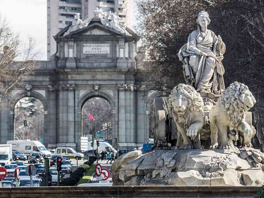 Free Tour Madrid de los Borbones de las Luces 900x675
