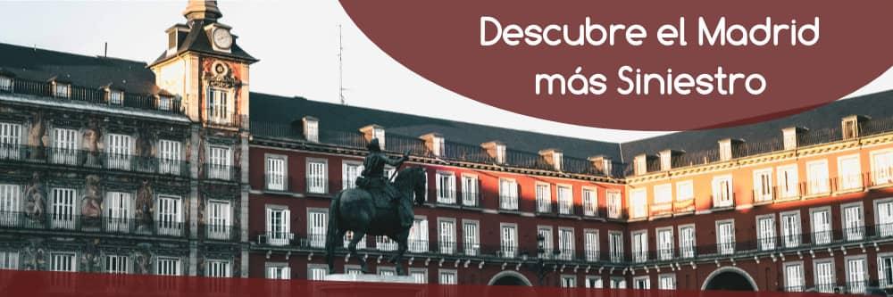 Tour Leyendas y Misterios Madrid 2