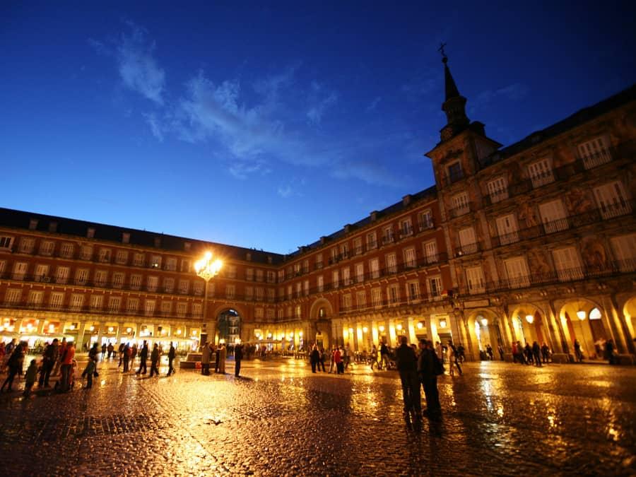 Tour Leyendas y Misterios Madrid - Portada