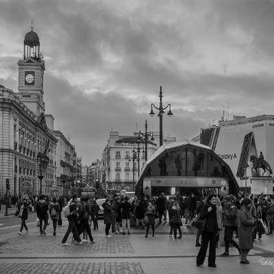 Tour Leyendas y Misterios Madrid - Puerta del Sol