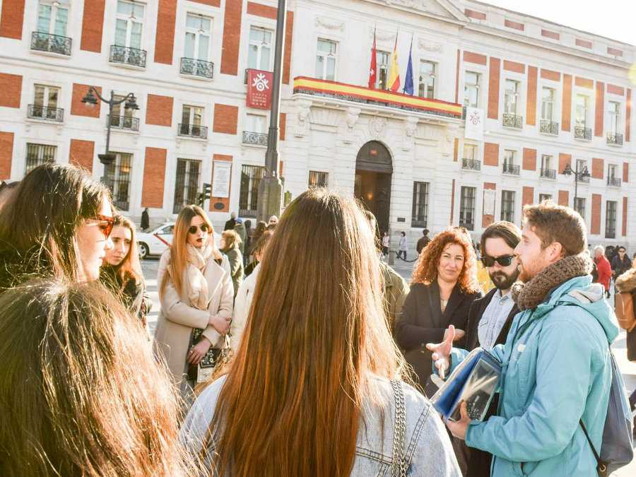 Visitas Guiadas Colegios e Institutos Madrid