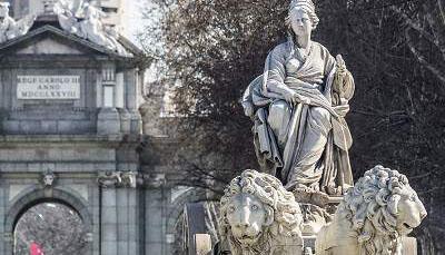 Free Tour Madrid de los Borbones - visita guiada madrid de los borbones - Fuente de Cibeles