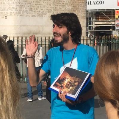 Free Tour Madrid - visitas guiadas gratis madrid Madrid Guia Javi
