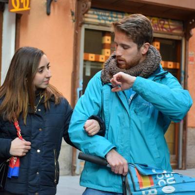 Free Tour Madrid - visitas guiadas gratis madrid Guía Mel