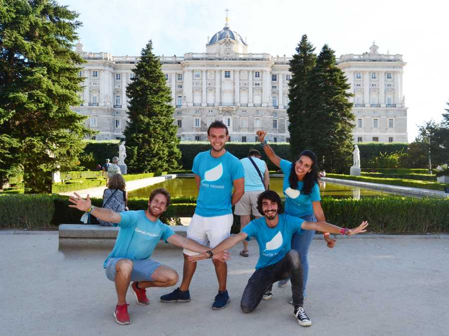 Leaf Madrid Tours Equipo