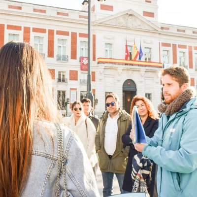 Leaf Madrid Tours - Visitas guiadas colegios e institutos Madrid