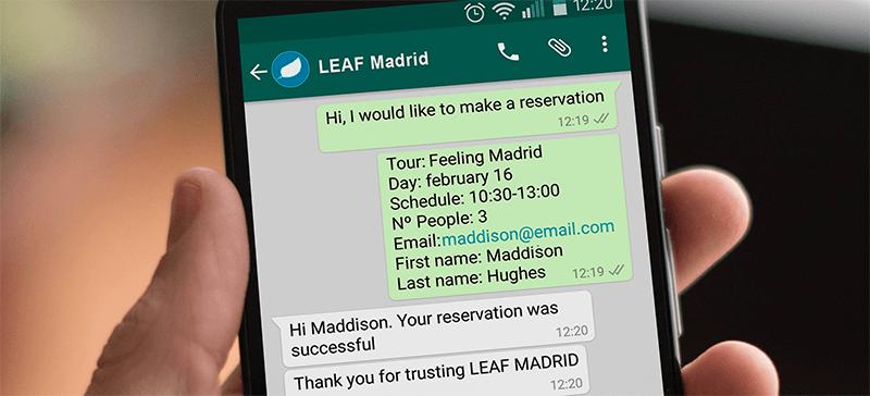 Leaf Madrid Free Tour Madrid Booking