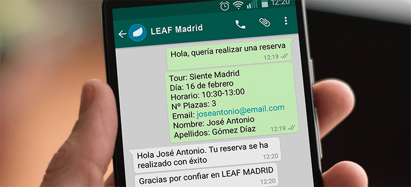 Leaf Madrid Free Tour Madrid Reserva